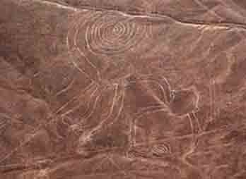 UFO Chronicles ancient but highly advanced technology Nasca, Peru